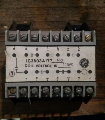 209-General-Electric-GE-IC3603A177-CD5-Potted-Relay-105-Vdc-Coil-272557903453