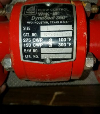 1-Cooper-Cameron-WKM-DynaSeal-350-Size-1F-B2930-T20-Flanged-Ball-Valve-272374864547